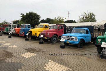 ביקור במוזיאון תעבורה למשאיות ברמלה