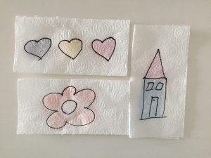 מגבת נייר